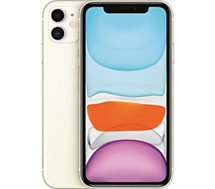 Smartphone Apple  iPhone 11 Blanc 256 Go