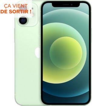 Apple iPhone 12 Mini Vert 64 Go