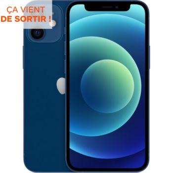 Apple iPhone 12 Mini Bleu 128 Go