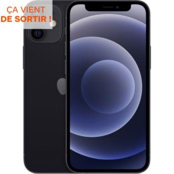 Apple iPhone 12 Mini Noir 256 Go