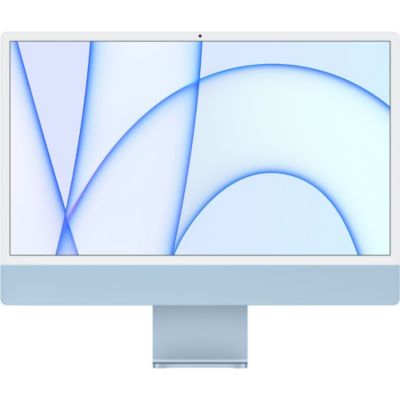Location Ordinateur Apple Imac 24 Bleu M1 256 GPU