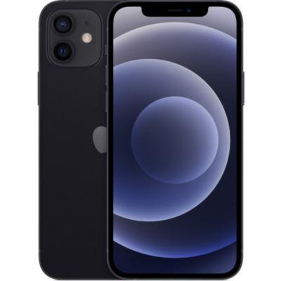 Location Smartphone Apple iPhone 12 Noir 64 Go