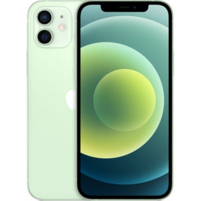 Location Smartphone Apple iPhone 12 Vert 64 Go