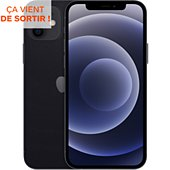 Smartphone Apple iPhone 12 Noir 128 Go