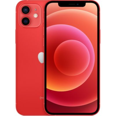 Location Smartphone Apple iPhone 12 (PRODUCT) RED 128 Go