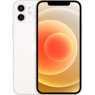 Location Smartphone Apple iPhone 12 Blanc 256 Go