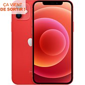 Smartphone Apple iPhone 12 (PRODUCT) RED 256 Go