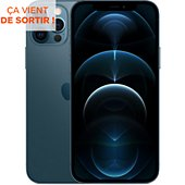 Smartphone Apple iPhone 12 Pro Bleu 512 Go