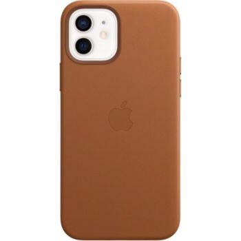 Apple iPhone 12/12 Pro Cuir marron MagSafe