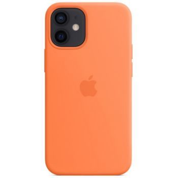 Apple iPhone 12 mini Silicone orange MagSafe