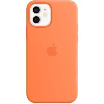 Apple iPhone 12/12 Pro Silicone orange MagSafe