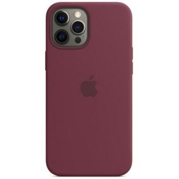 Apple iPhone 12 Pro Max Silicone bordeau