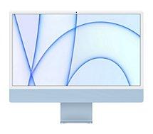 Ordinateur Apple Imac  24 Bleu M1 256