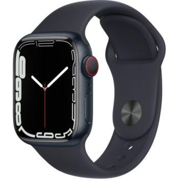 Apple Watch 41MM Alu/Minuit Series 7 Cellular