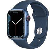 Apple Watch 41MM Alu/Bleu Series 7 Cellular