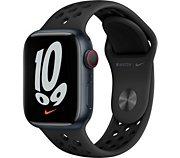 Apple Watch Nike 41MM Alu Min/Anth Noir Series 7 Cel