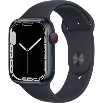 Apple Watch 45MM Alu/Minuit Series 7 Cellular