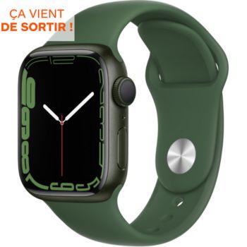 Apple Watch 41MM Alu/Vert Series 7
