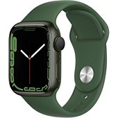 Montre connectée Apple Watch 41MM Alu/Vert Series 7