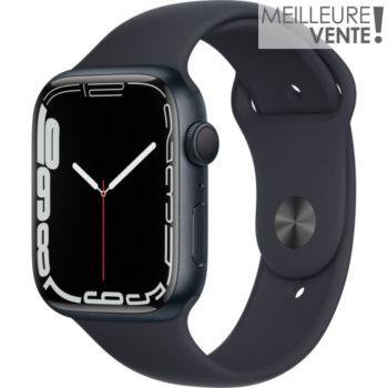Apple Watch 45MM Alu/Minuit Series 7