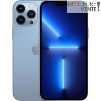 Apple iPhone 13 Pro Max Bleu alpin 128Go 5G