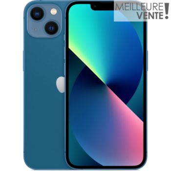 Apple iPhone 13 Bleu 128Go 5G