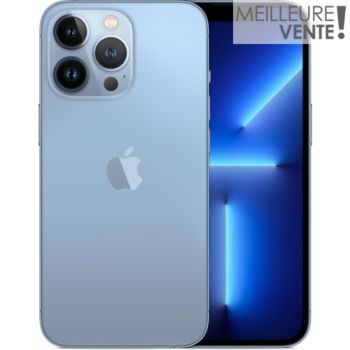 Apple iPhone 13 Pro Bleu alpin 256Go 5G