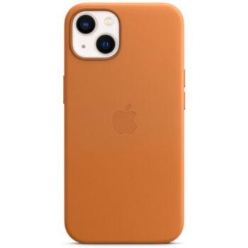 Apple iPhone 13 Cuir marron MagSafe