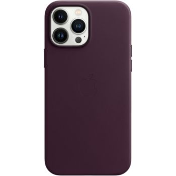 Apple iPhone 13 Pro Max Cuir bordeaux MagSafe
