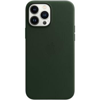 Apple iPhone 13 Pro Max Cuir vert MagSafe