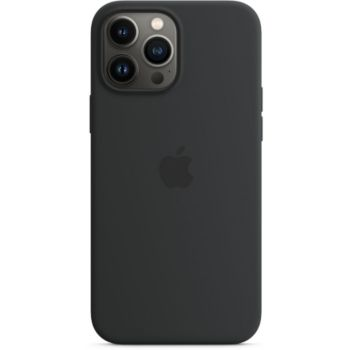 Apple iPhone 13 Pro Max Silicone anthracite