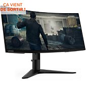 Ecran PC Gamer Lenovo G34w-10