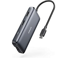 Adaptateur USB C Anker  8 en 1 USB-C