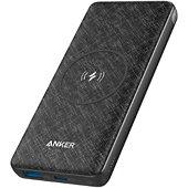 Batterie externe Anker 10000 mAh Qi