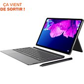 Tablette Android Lenovo Pack P11 Pro 6Go 128Go + Clavier +Stylet