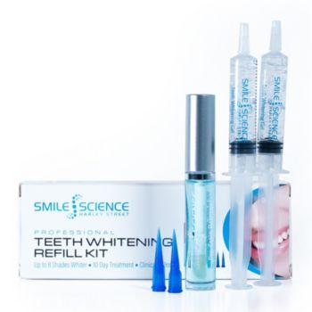 Smile Science Recharge de kit professionnel a domicile
