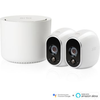 Arlo GEN 3 sans fil Kit de 2 cam VMS3230