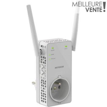 Netgear EX6130 WIFI AC1200 avec prise