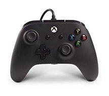 Manette Powera Manette Filaire Xbox One Noire