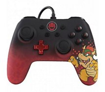 Manette Powera Manette Filaire Switch Bowser