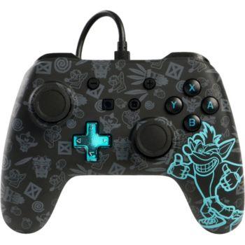 Powera Manette Filaire Switch Crash Bandicoot