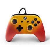 Manette Powera Manette Filaire Xbox One Solaire Orange