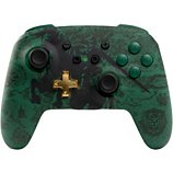 Manette Powera  Manette Sans Fil Switch Zelda Verte