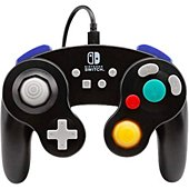 Manette Powera Manette Filaire Switch Gamecube Noire