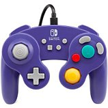 Manette Powera  Manette Filaire Switch Gamecube Violette
