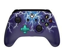 Manette Powera Manette Filaire Xbox One Foudre