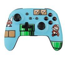 Manette Powera  Manette Sans Fil Switch Mario Bros