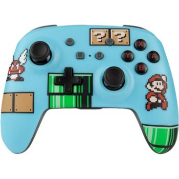 Powera Manette Sans Fil Switch Mario Bros