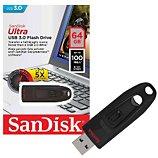 Clé USB Sandisk  Ultra 64GB 3.0