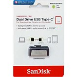 Clé USB Sandisk  ULTRA DUAL DRIVE USB Type C 32GB